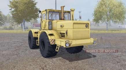 Кировец К-700А спаренные колёса для Farming Simulator 2013