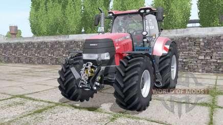 Case IH Puma 230 CVX Michelin tires для Farming Simulator 2017