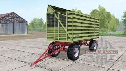 Conøw HW 80 V5.1 для Farming Simulator 2017