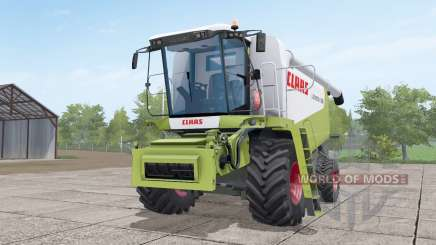 Claas Lexion 580 new real textures для Farming Simulator 2017