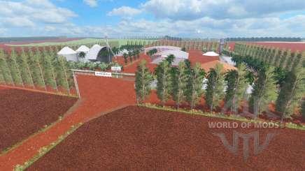 Fazenda Bahia Potrich для Farming Simulator 2017