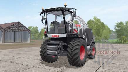 Claas Jaguar 930 Gavazzoni Black для Farming Simulator 2017