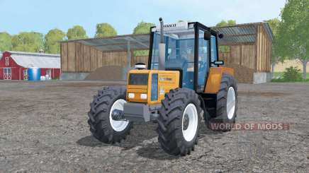 Renault 103-54 TX для Farming Simulator 2015