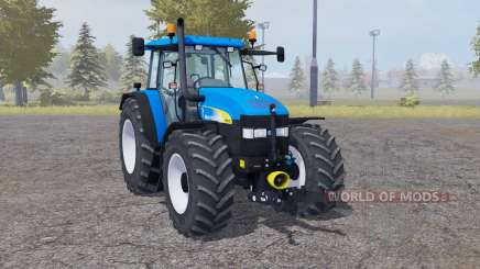 New Holland TM 175 2002 для Farming Simulator 2013