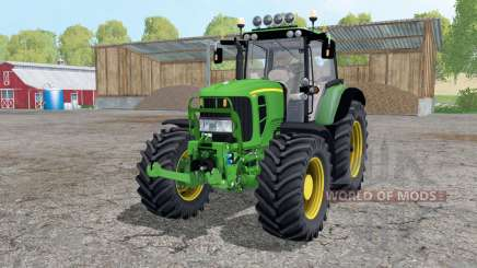 John Deere 7430 Premium animation parts для Farming Simulator 2015
