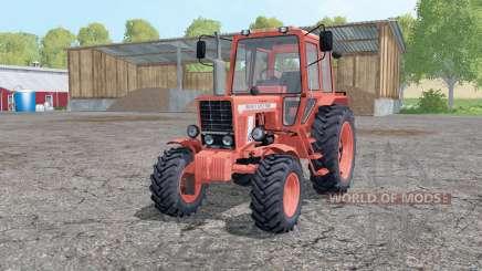 МТЗ 552 Беларус для Farming Simulator 2015