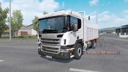 Scania P310 with trailer для Euro Truck Simulator 2