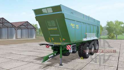 Fortuna FTM 300-8.0 dark lime green для Farming Simulator 2017