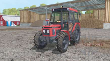 Zetor 7745 animation parts для Farming Simulator 2015