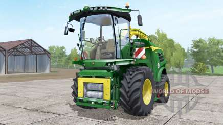 John Deere 8600i для Farming Simulator 2017