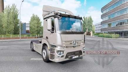Mercedes-Benz Antos 1840 2012 для Euro Truck Simulator 2