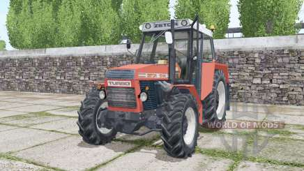 Zetor 10145 wheels selection для Farming Simulator 2017