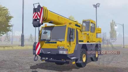Liebherr LTM 1030 4x4 для Farming Simulator 2013