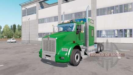 Kenworth T800 2005 v1.1 для Euro Truck Simulator 2