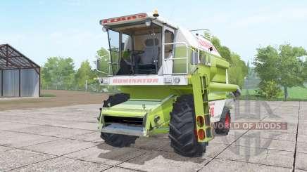 Claas Dominatør 88s для Farming Simulator 2017