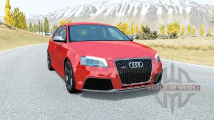 Audi RS 3 Sportback (8PA) 2011 для BeamNG Drive