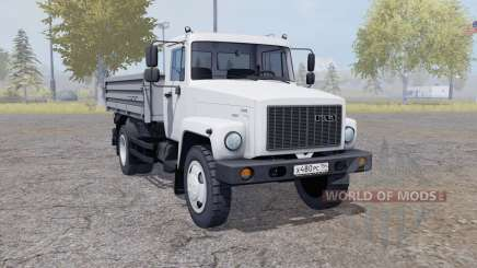 ГАЗ САЗ 35071 для Farming Simulator 2013