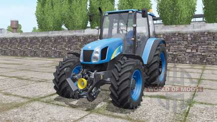 New Holland T5060 configure для Farming Simulator 2017