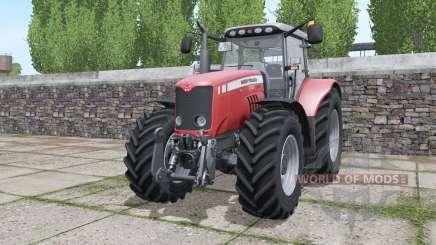 Massey Ferguson 7499 для Farming Simulator 2017