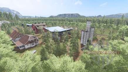 Pacific Inlet для Farming Simulator 2017