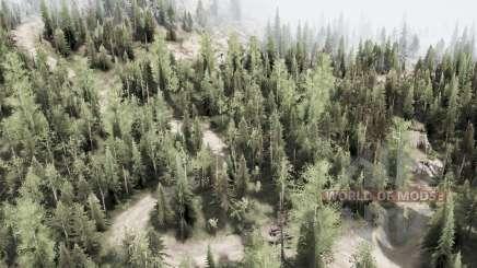 Four Sawmills для MudRunner