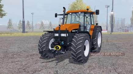 New Holland M100 loader mounting для Farming Simulator 2013