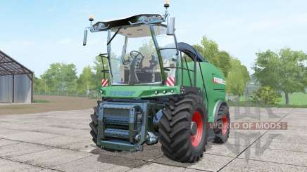 Fendt Katana 65 wheels selection для Farming Simulator 2017
