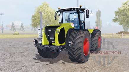 Claas Xerion 5000 Trac VC extra weights для Farming Simulator 2013