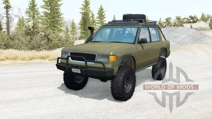 Gavril Roamer off-road parts для BeamNG Drive