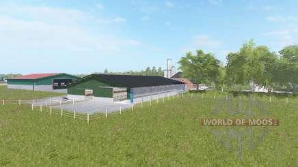 Drenthe v3.0.0.1 для Farming Simulator 2017