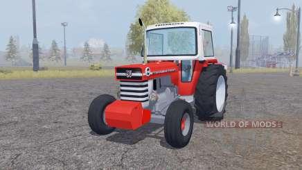 Massey Ferguson 1080 4x4 для Farming Simulator 2013