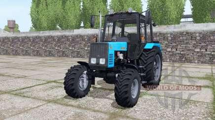 МТЗ 892 Беларус интерактивное управление для Farming Simulator 2017