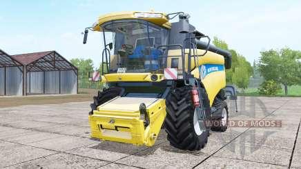 New Holland CX8090 4x4 для Farming Simulator 2017