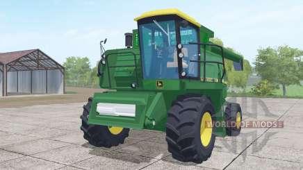 John Deere 8820 1984 для Farming Simulator 2017