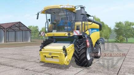 New Holland CX8080 4x4 для Farming Simulator 2017