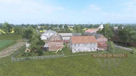 Dolnoslaska Wies v1.2 для Farming Simulator 2017