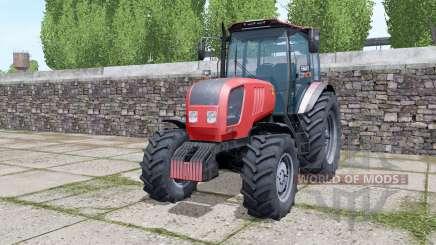 Беларус 2022.3 задние спаренные колёса для Farming Simulator 2017