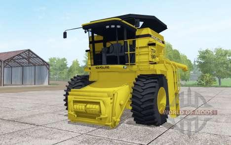 New Hⱺlland TR98 для Farming Simulator 2017