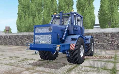 Кировец К-700А 2002 для Farming Simulator 2017