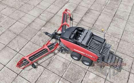 Case IH LB 434 R with Nadal R90 для Farming Simulator 2017