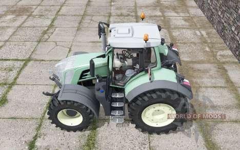 Fendt 824 Vario European version для Farming Simulator 2017