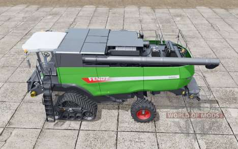 Fendt 9490X crawler modules для Farming Simulator 2017