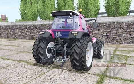 Lindner Lintrac 90 narrow twin wheels для Farming Simulator 2017