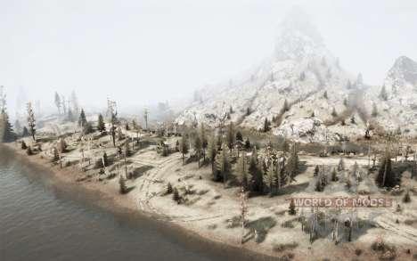 Mighty River для Spintires MudRunner