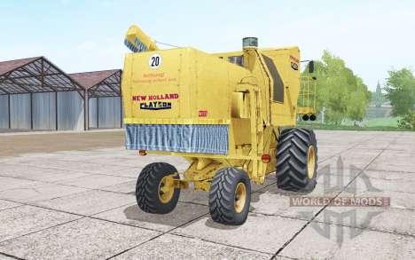 New Holland Claysⱺn M135 для Farming Simulator 2017
