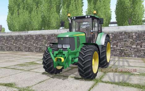 Jøhn Deere 6920S для Farming Simulator 2017