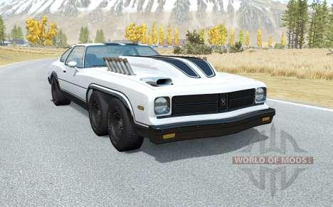 Bruckell Moonhawk Firehawk V12 v1.2.1 для BeamNG Drive