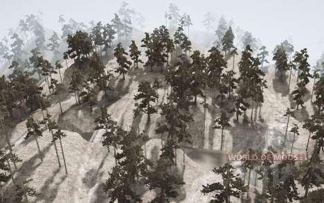 One Trail для Spintires MudRunner