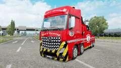 Mercedes-Benz Actros Tow Truck
