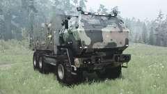 FMTV Himars 6x6 2006 custom для MudRunner